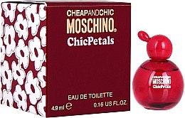 Düfte, Parfümerie und Kosmetik Moschino Cheap And Chic Chic Petals - Eau de Toilette (Mini)