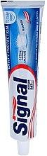 Düfte, Parfümerie und Kosmetik Zahnpasta Cavity Protection - Signal Cavity Protection Toothpaste
