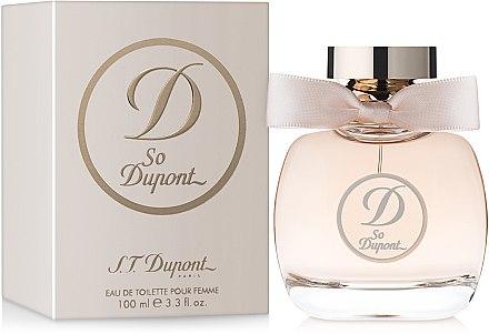 S.T. Dupont So Dupont Pour Femme - Eau de Toilette — Bild N1