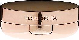 Düfte, Parfümerie und Kosmetik Aufhellende Cushion Foundation mit LSF 50 und Nachfüller - Holika Holika Strobing Water Brilliance Cushion
