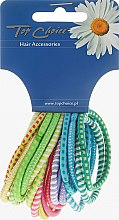 Düfte, Parfümerie und Kosmetik Haargummis Farb-Mix 20 St. 22166 - Top Choice