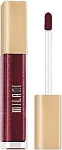 Düfte, Parfümerie und Kosmetik Matter Lippenstift - Milani Amore Matte Metallic Lip Creme