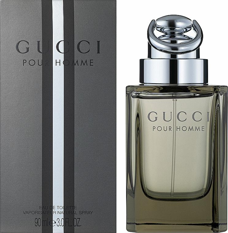 Gucci by Gucci Pour Homme - Eau de Toilette — Bild N2