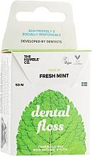 Düfte, Parfümerie und Kosmetik Zahnseide mit Minzgeschmack - The Humble Co. Dental Floss Fresh Mint