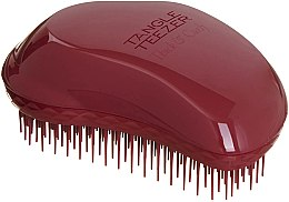 Entwirrbürste - Tangle Teezer Original Thick & Curly Dark Red — Bild N1