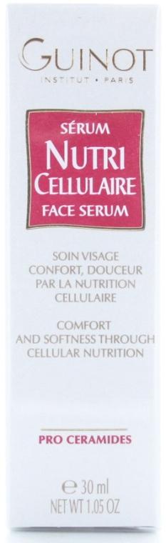 Gesichtsserum - Guinot Serum Nutri Cellulaire Face Serum — Bild N2