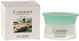 Düfte, Parfümerie und Kosmetik Augenkonturcreme - Canaan Minerals & Herbs Eye Cream