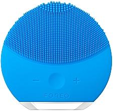 Düfte, Parfümerie und Kosmetik Gesichtsreinigungsbürste Aquamarine - Foreo Luna Mini 2 Aquamarine
