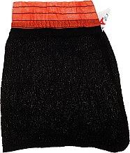 Düfte, Parfümerie und Kosmetik Massage-Badehandschuh schwarz-orange - Efas