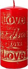 Düfte, Parfümerie und Kosmetik Dekorative Kerze Lovely - Artman Lovely Ø7xH14cm