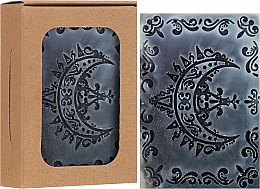 Düfte, Parfümerie und Kosmetik Festseife mit Aktivkohle - Wooden Spoon Bar Soap