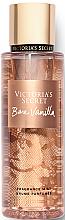 Düfte, Parfümerie und Kosmetik Parfümiertes Körperspray - Victoria's Secret Bare Vanilla Fragrance Mist