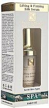Düfte, Parfümerie und Kosmetik Straffendes Seidenserumserum für das Gesicht mit Lifting-Effekt - Health and Beauty Lifting & Firming Silk Serum