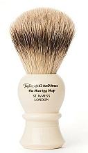Düfte, Parfümerie und Kosmetik Rasierpinsel S2235 - Taylor of Old Bond Street Shaving Brush Super Badger size L