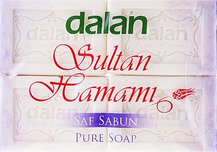 Parfümierte Körperseife - Dalan Pure Soap Sultan Hamami — Bild N1