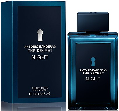 Antonio Banderas The Secret Night - Eau de Toilette — Bild N1