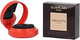 Düfte, Parfümerie und Kosmetik Bronzepuder Cushion LSF 20 - Guerlain Terracotta Cushion Fresh Bronzing Fluid Makeup SPF 20