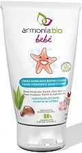 Düfte, Parfümerie und Kosmetik Feuchtigkeitsspendende Gesichts- und Körpercreme mit Aloe Vera und Hagebutte - Armonia Bio Bebe Hydration Cream