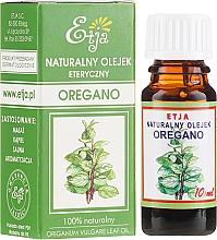 Düfte, Parfümerie und Kosmetik Natürliches ätherisches Oreganol-Öl - Etja Natural Origanum Vulgare Leaf Oil