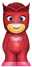 Düfte, Parfümerie und Kosmetik 2in1 Shampoo und Duschgel für Kinder PJ Masks Owlette - Disney PJ Masks Owlette