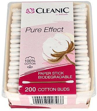 Wattestäbchen 200 St. - Cleanic Pure Effect — Bild N1