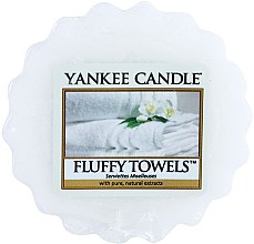 Düfte, Parfümerie und Kosmetik Tart-Duftwachs Fluffy Towels - Yankee Candle Fluffy Towels Tarts Wax Melts