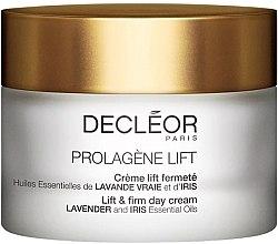 Düfte, Parfümerie und Kosmetik Feuchtigkeitsspendende Gesichtscreme - Decleor Prolagene Lift Lift & Firm Day Cream Lavender and Iris