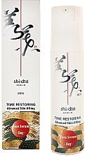 Düfte, Parfümerie und Kosmetik Straffendes Gesichtsserum für den Tag mit Lifting-Effekt - Shi/dto Men Time Restoring Advanced Skin-lifting Day Serum With Nio-Oxy And Hyaluronic Acid
