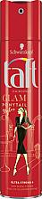 Düfte, Parfümerie und Kosmetik Haarlack Ultra starker Halt - Schwarzkopf Taft Glam Styles Ponytail Ultra Strong