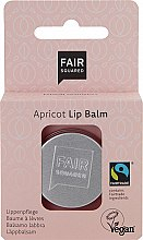 Düfte, Parfümerie und Kosmetik Lippenbalsam Aprikose - Fair Squared Lip Balm Apricot