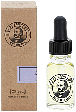 Düfte, Parfümerie und Kosmetik Bartöl - Captain Fawcett Beard Oil