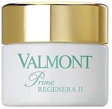 Düfte, Parfümerie und Kosmetik Ultra reichhaltige, regenerierende und pflegende Gesichtscreme Prime Regenera II - Valmont Creme Cellulaire Superstructurante Nourrissante