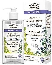 Düfte, Parfümerie und Kosmetik Beruhigendes Gel für die Intimhygiene mit Salbei - Green Pharmacy Soothing Gel