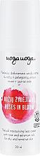 Düfte, Parfümerie und Kosmetik Feuchtigkeitsspendende Gesichtscreme mit Rosen- und Geranienöl für trockene und empfindliche Haut - Uoga Uoga Roses in Bloom Moisturising Face Cream