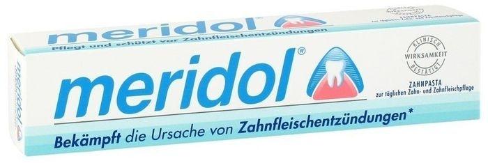 Zahnpasta gegen Zahnfleischentzündungen - Meridol — Bild N1