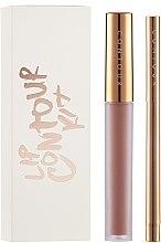 Düfte, Parfümerie und Kosmetik Make-up Set (Flüssiger Lippenstift + Lippenkonturenstift) - Contour Cosmetics Lip Contour Kit