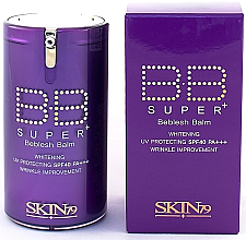Düfte, Parfümerie und Kosmetik Aufhellende Anti-Falten Gesichtscreme SPF 40 - Skin79 Super Plus Beblesh Balm SPF40 PA+++