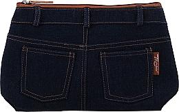 Düfte, Parfümerie und Kosmetik Kosmetiktasche Real Jeans. Denim 94576 blau - Top Choice