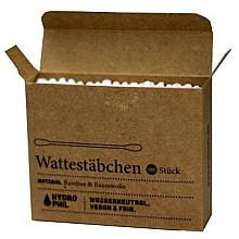 Düfte, Parfümerie und Kosmetik Wattestäbchen - Hydrophil