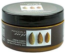 Düfte, Parfümerie und Kosmetik Feuchtigkeitsspendende Körpercreme Mandorla mit süßem Mandelöl - Phytorelax Laboratories Mandorla Deep Hydrating Body Cream
