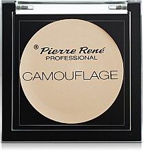 """Düfte, Parfümerie und Kosmetik Gesichtscreme -Concealer """"Camouflage"""" - Pierre Rene"""