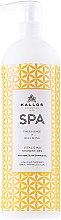 Düfte, Parfümerie und Kosmetik Erfrischendes Duschgel - Kallos Cosmetics Spa Vitalizing Shower Gel
