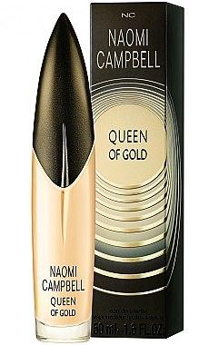 Naomi Campbell Queen of Gold - Eau de Toilette — Bild N1