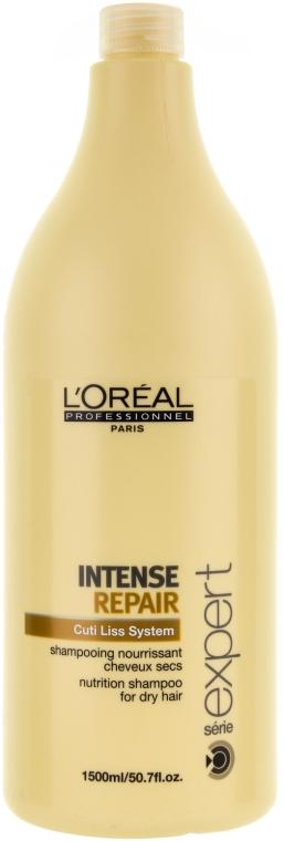 Pflegendes Shampoo für trockenes Haar - L'Oreal Professionnel Intense Repair Shampoo — Bild N2