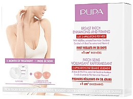 Düfte, Parfümerie und Kosmetik Patches für straffere, festere und vollere Brüste - Pupa Breast Patch Enhancing and Firming Set