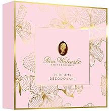 Düfte, Parfümerie und Kosmetik Miraculum Pani Walewska Sweet Romance - Duftset (Parfum 30ml + Deodorant 90ml)