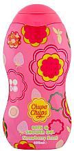 Düfte, Parfümerie und Kosmetik Bade- und Duschgel mit Erdbeerduft - Chupa Chups Body Wash Strawberry Scent