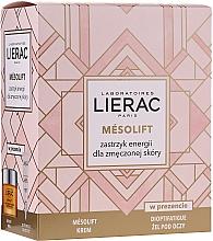 Düfte, Parfümerie und Kosmetik Gesichtspflegeset - Lierac Mesolift (Gesichtscreme 50ml + Augengel 15ml)