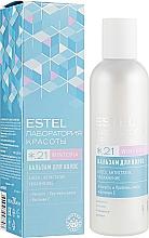 Düfte, Parfümerie und Kosmetik Feuchtigkeitsspendende Antistatikum-Haarspülung für mehr Elastizität und Glanz mit Vitamin E, Keratrix und Quinoa-Proteinen - Estel Winteria Beauty Hair Lab Balm