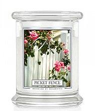 Düfte, Parfümerie und Kosmetik Duftkerze im Glas Picket Fence - Kringle Candle Picket Fence